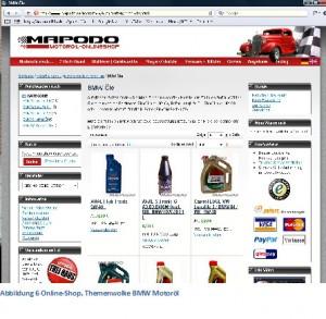 Mapodo Motoröl-Onlineshop