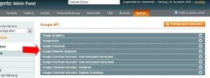 Integrierter Website Optimizer