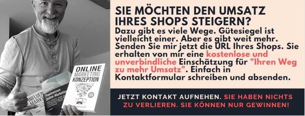 Mehr Umsatz mit Ihrem Online-Shop