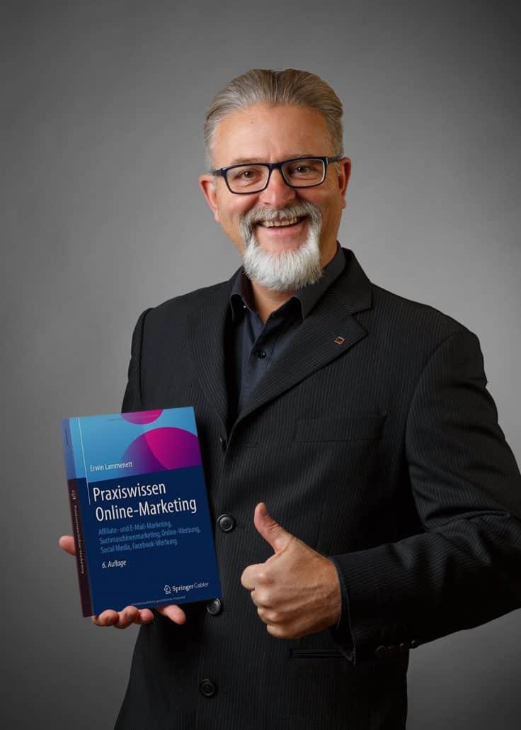 Praxiswissen Online-Marketing Buchvorstellung