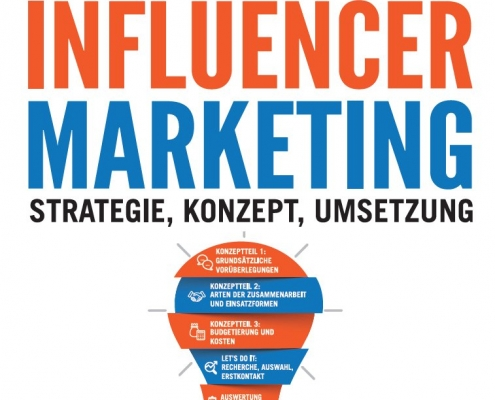 Influencer-Marketing Cover Abstract