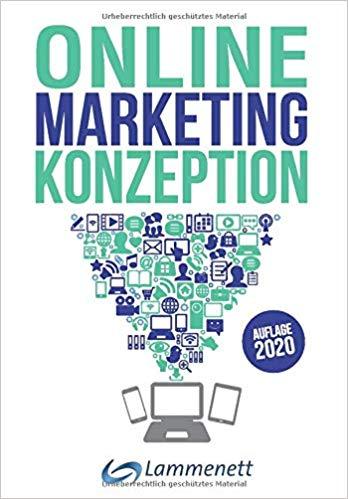 """Das Buch """"Online-Marketing Konzeption"""" wurde für den TIGER AWARD 2020 in der Kategorie """"Business Bestseller"""" nominiert."""