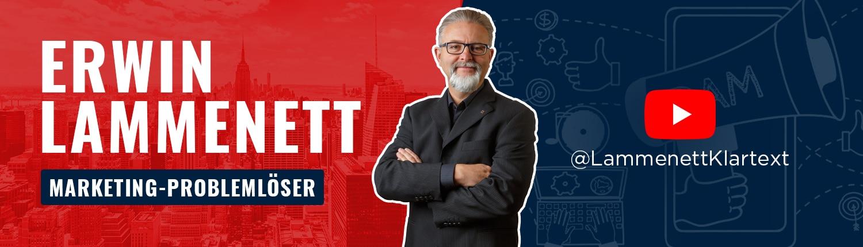Online-Marketing Berater und Marketing-Autor Dr. Erwin Lammenett